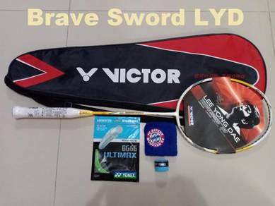 Raket Badminton Victor Brave Sword LYD