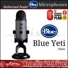 Blue Microphones Yeti USB Microphone Mic, Slate