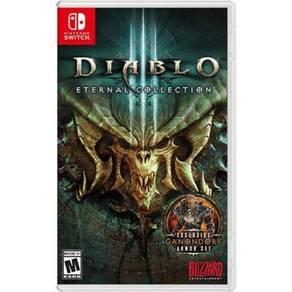 Nintendo Switch diablo eternal collection