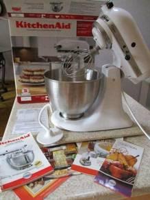 KitchenAid K45SSWH stand mixer