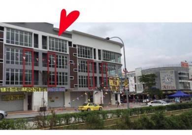 Bandar Seri Alam, Jalan Lembah - 3 Sty Shop Lot For Rent
