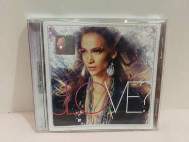 CD Jennifer Lopez - Love?
