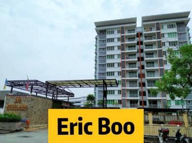 Delima Emas Condo | Near Autocity Prai | 100% Loan