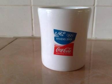 Cawan coca cola coke Athens 2004 cup