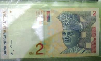 Old RM2 Ahmad Don Signature