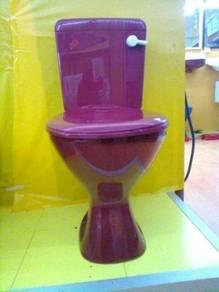 Water Closet Colour (tandas)