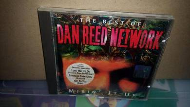 CD The Best Of Dan Reed Network - Mixin' It Up