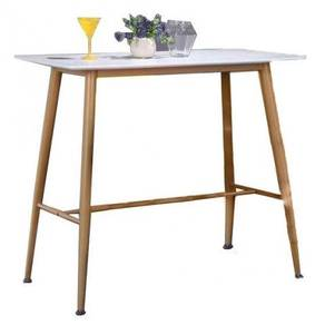 Modern Design High Bar Table YGRT11101-BTWT Cheras