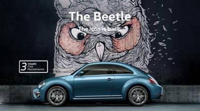 New Volkswagen Beetle for sale