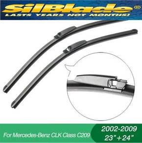 Mercedes Benz SILBADE USA SILICONE COATING Wiper