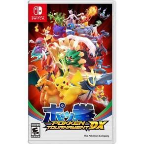 Nintendo Switch pokemon tournament DX