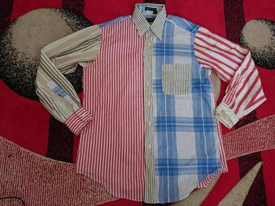 Mcnairy brothers shirt size s made in usa
