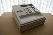Sharp cash registers casio cashier machine