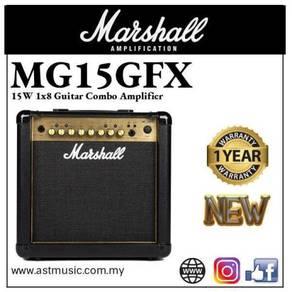 Marshall MG15 GFX FX MG 15 Marshall