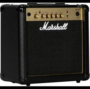 Marshall MG-15 Gold 15w Combo Guitar Amplifier