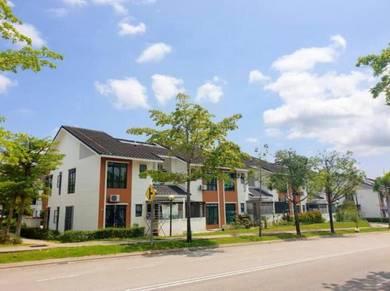 [ End Lot + Below market ] Double Storey Palma Residence Putrajaya