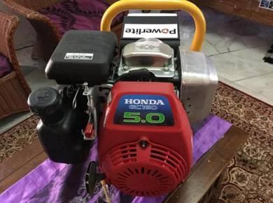 1800 watt lightweight generator