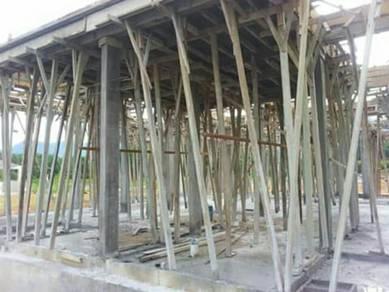 Ubahsuai bina baru renovation