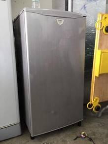 Sanyo 1 door fridge Peti Sejuk Ais Refrigerator re
