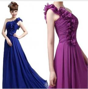 Maxi dress prom dinner gown bridesmaid RBBD0057