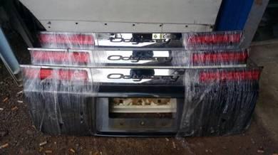 Honda odyssey rb2 facelift rear reflector
