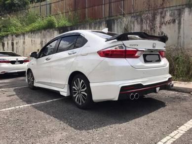 Honda city thai spoiler led bodykit w paint