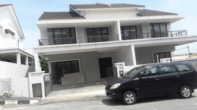 2 storey Semi D (Extra Land), Taman Indah, Bukit Mertajam