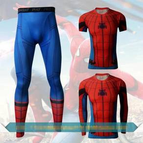 Avengers Spiderman homecoming Tights shirt trouser