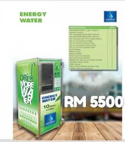 Mesin air layang diri vending machine murah