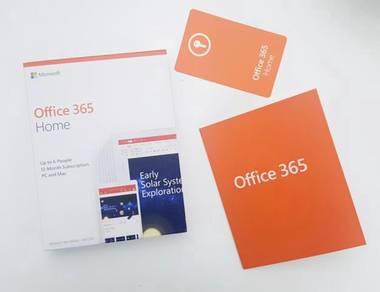 Original Microsoft Office 365 Home