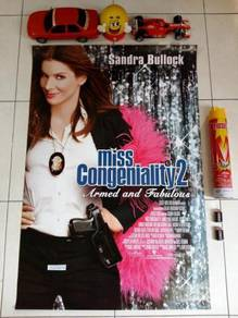 Poster MISS CONGENIALITY 2 Limited Edition 2005