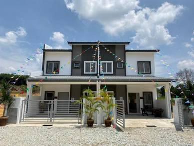 New double storey , Salak Tinggi Sepang Selangor