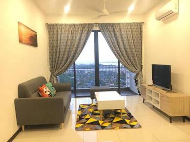Luminari Residences Harbour Place Fully Furnished 975sf Butterworth