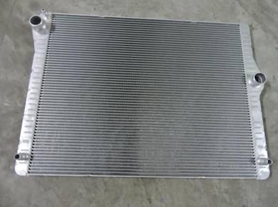 BMW 5-Series F10 N52N Radiator Condensor Valeo
