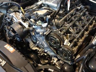 Mercedes benz repair engine and service