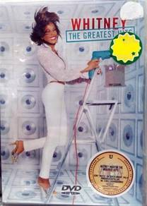 DVD Whitney The Greatest Hits (Imported)
