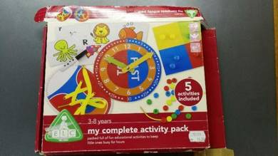 ELC complete activity pack
