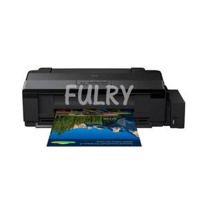 Epson L1800 Printer with Fulry Ink CMYK, LC, LM