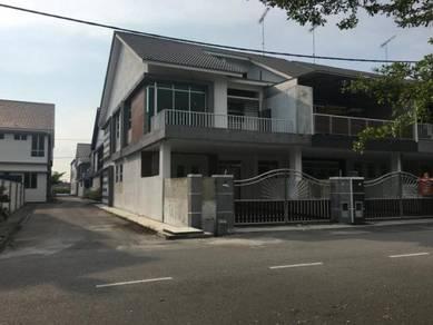 Unblock Brand New Double Storey Terrace House Taman Seri Berkat Batu P