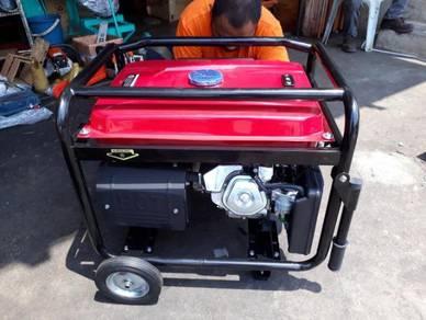 Generator KCM 7000 watt- key start