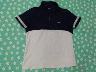 ELLESSE EMBROIDERED LOGO colour block size L for l