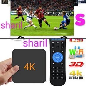SPACIAL uhd 4K android premium TV BOX ultra