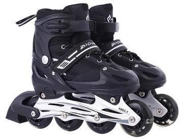 DP Roller Skate (Inline Roller Blade) Kasut Roda