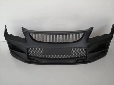 Toyota mark x grx120 GR Style Front Bumper