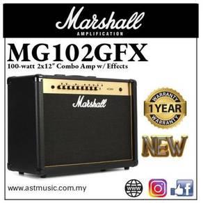 MG102 Marshall GFX 100 Watt Combo Amplifier