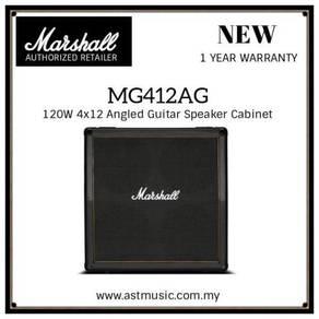 Marshall MG412AG 4x12 MG Series Guitar Cabinet
