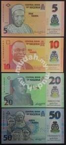 Nigeria polymer note