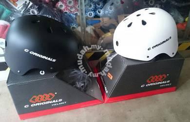 C Originals BMX, Roller Blade, Skateboard Helmet