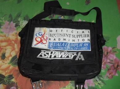 Vintage malaysia-siling bag sukom malaysia 1998