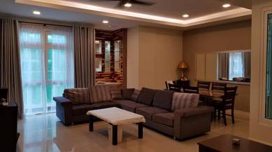 New and Fully-Furnished Condominium at Riverine Sapphire Kuching